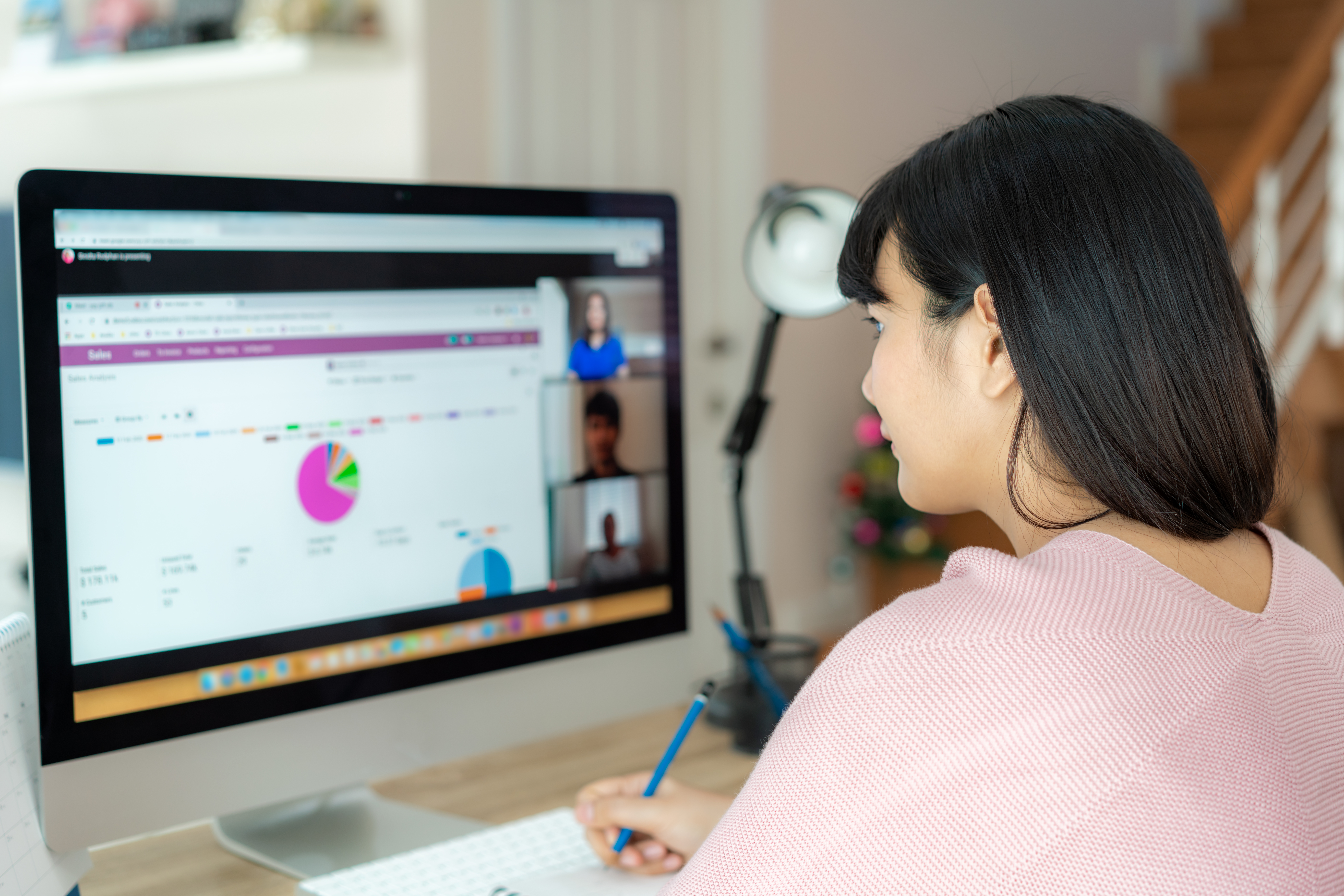 Credit Department: Operating Geographically Dispersed Work-From-Home Offices